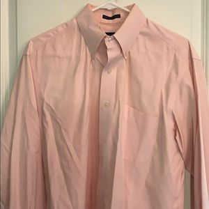 Club Room Shirts - Club Room pink men's dress shirt